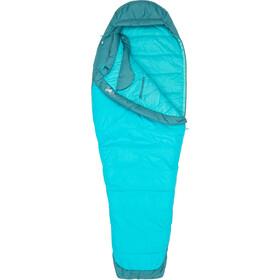 Marmot Trestles Elite 30 Sleeping Bag long Women, sea green/sea scape